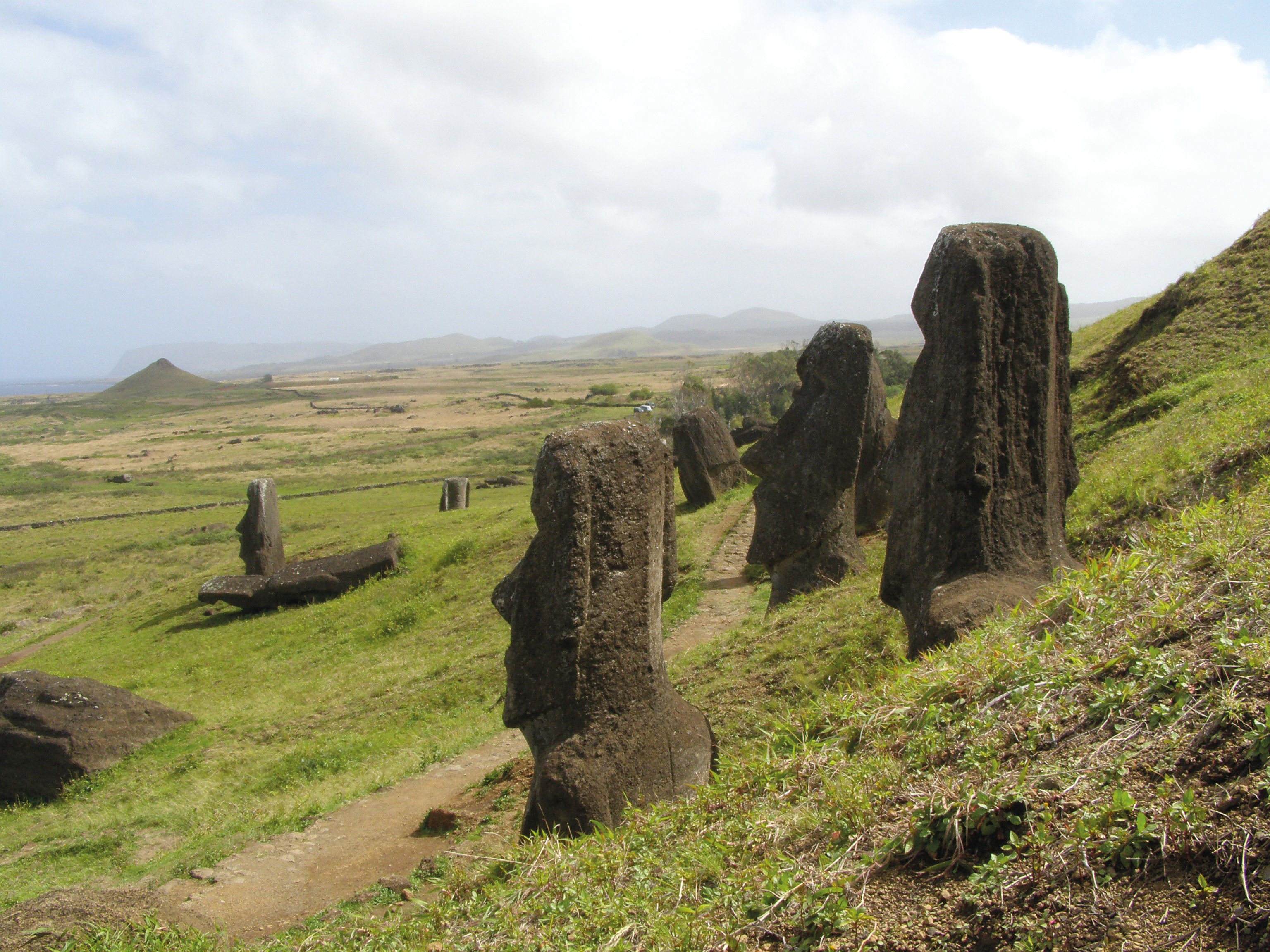 Easter Island Heads Where Is It