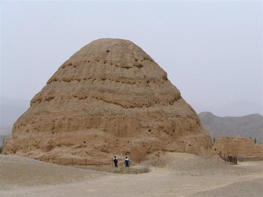 Mysterious Pyramids in China 97